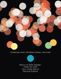 Basics of Web Design: Pearson New International Edition (e-bok)