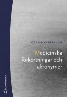 Medicinska förkortningar och akronymer